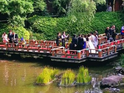 原宿東郷記念館での結婚式の送迎に代行サービスをご利用いただきました
