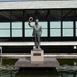 永田町周辺を運転代行中に「憲政記念館」に行ってきました