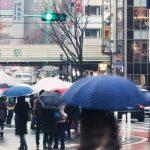 梅雨シーズンも元気に東京都内で運転代行営業中です